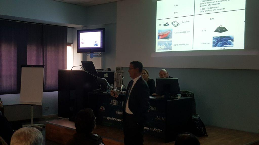 All'inizio del mio intervento a Bologna presso la Scuola VALET