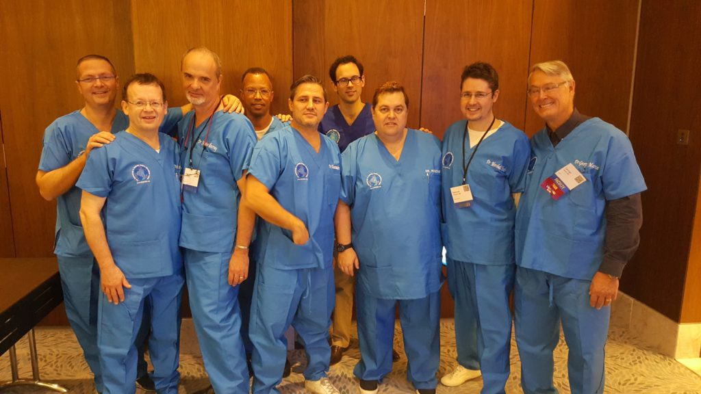 advanced surgical course faculty