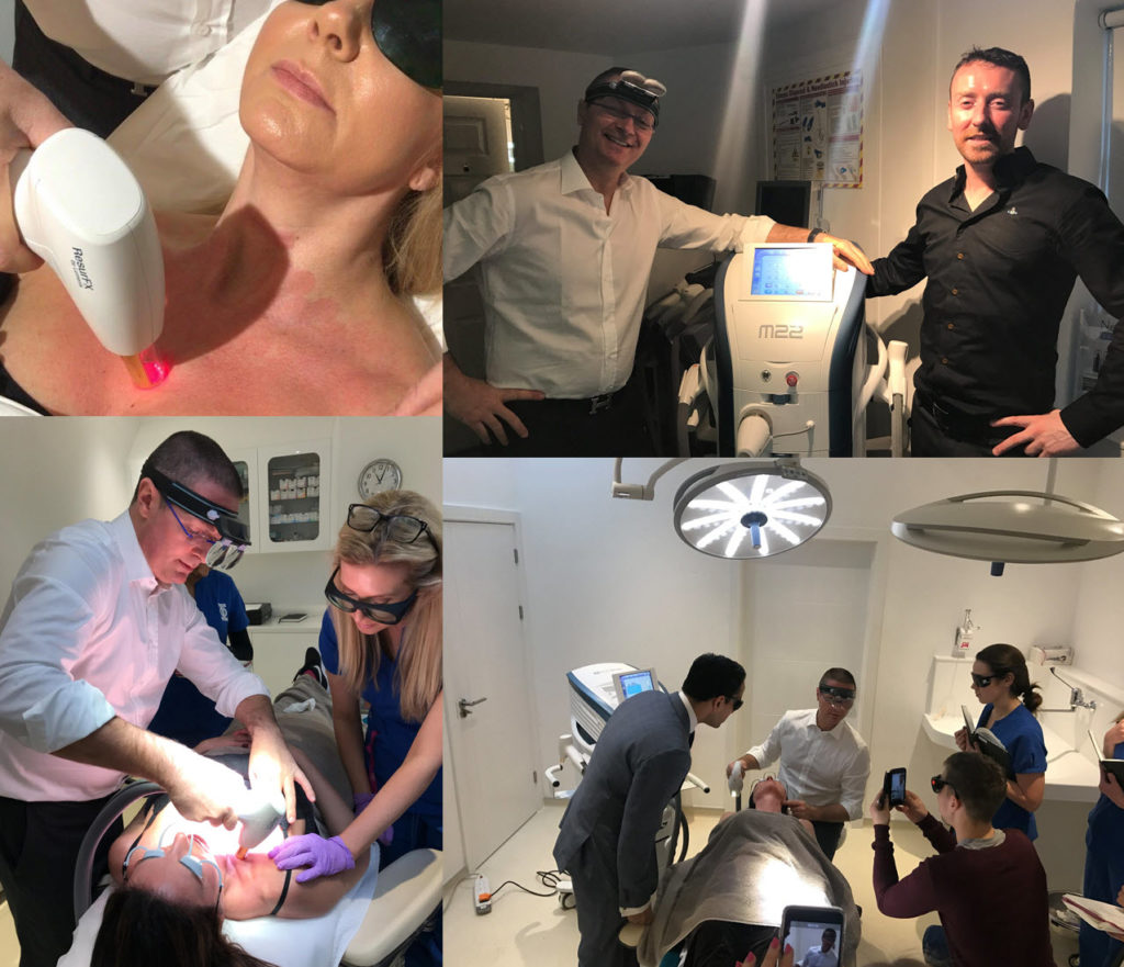 Lumenis Masterclass London and Bristol