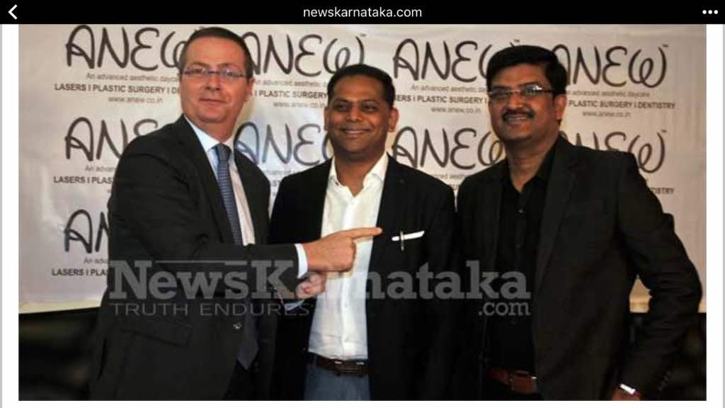 Dr. Prem Anand launch