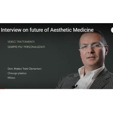 Interview on future of Aesthetic Medicine