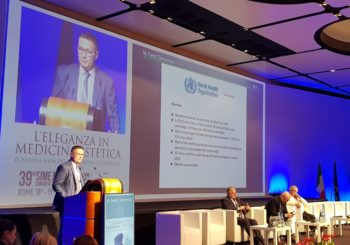 39th Annual Congress of the Italian Society of Aesthetic Medicine – Rome – Italy